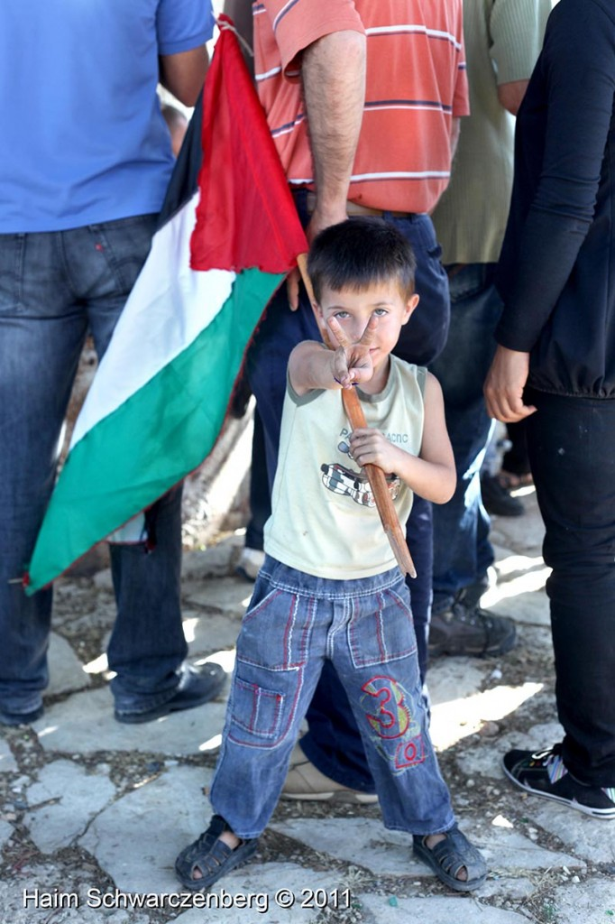 Nabi Saleh 14/10/2011 | IMG_7214