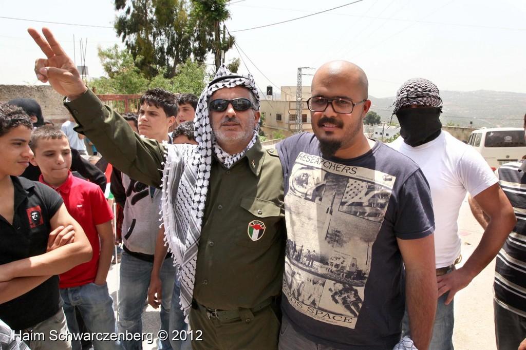 Kufr Qaddum 04/05/2012 | IMG_4874
