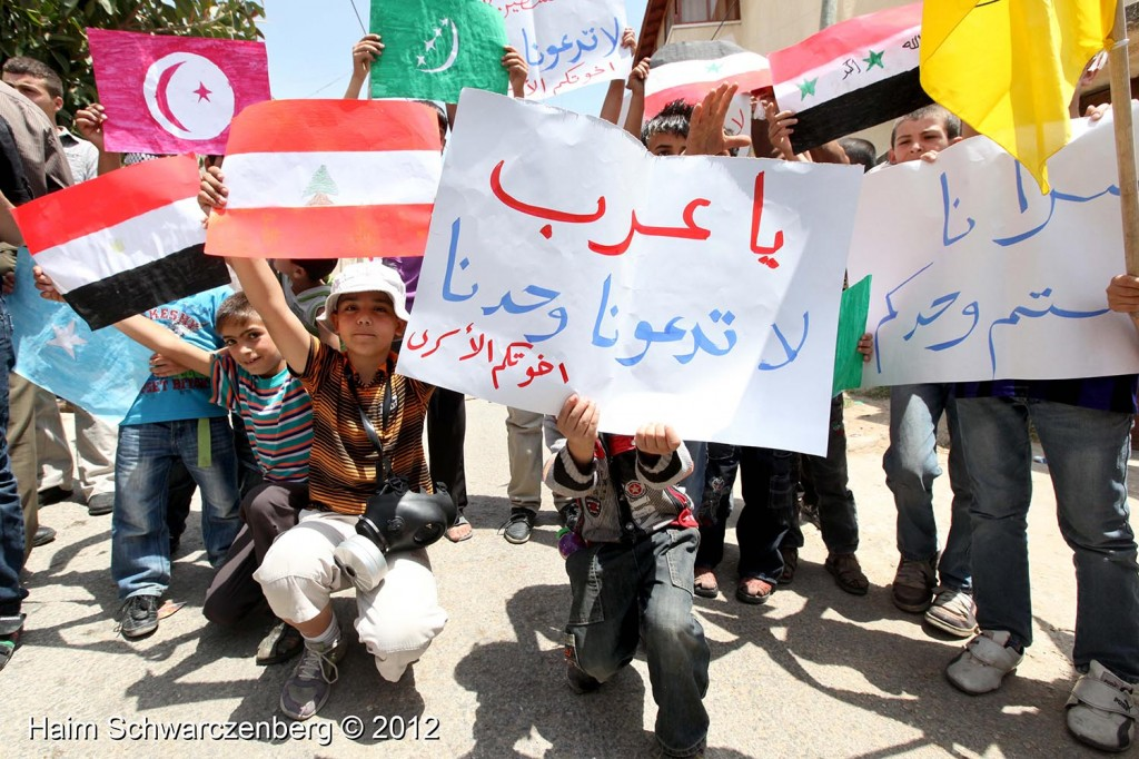 Kufr Qaddum 04/05/2012 | IMG_4884