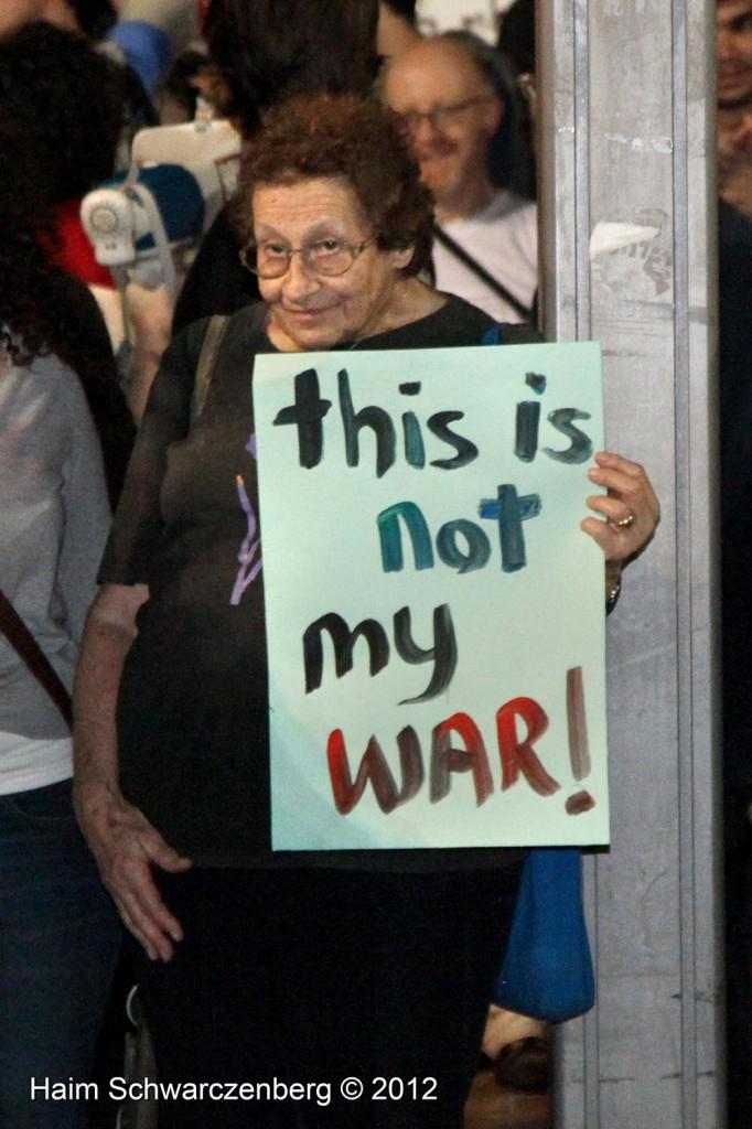 Demonstration against war on Gaza | IMG_4576
