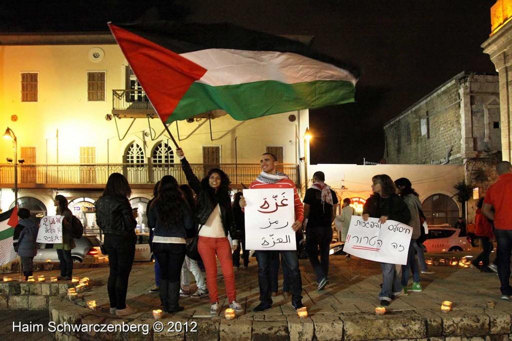Solidarity with Gaza, Jaffa | IMG_5807