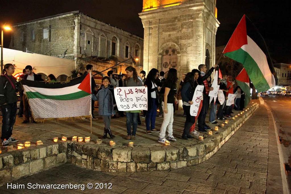 Solidarity with Gaza, Jaffa | IMG_5836