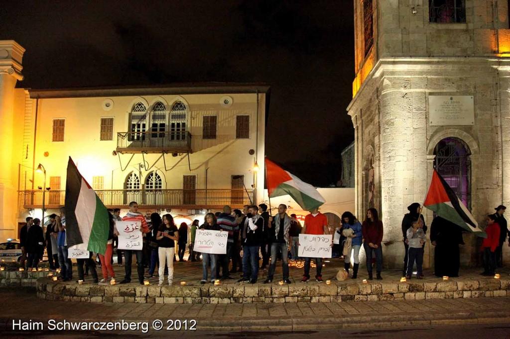 Solidarity with Gaza, Jaffa | IMG_5859