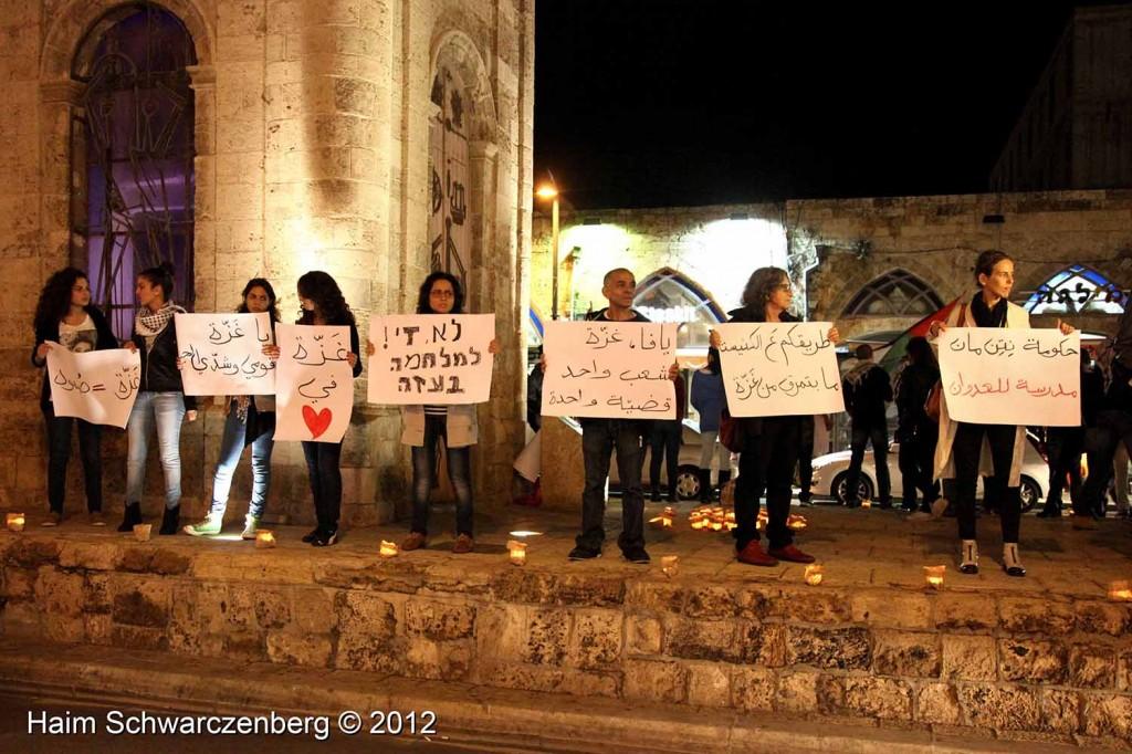 Solidarity with Gaza, Jaffa | IMG_5861