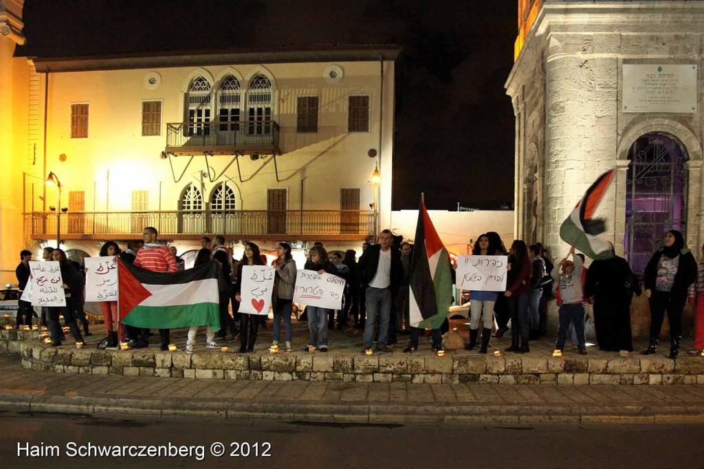 Solidarity with Gaza, Jaffa | IMG_5893