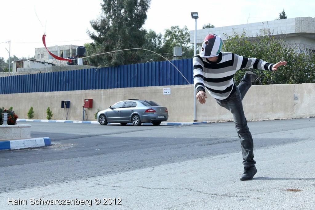 Nabi Saleh 07/12/2012 | IMG_6979