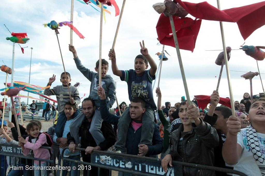 Day of Rage against the Prawer plan: Hura | IMG_3172