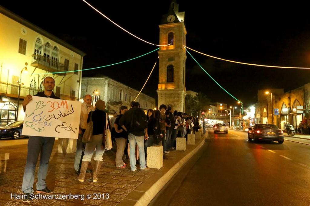 Yaffa demonstration against the Prawer Plan, 28.11.2013 | IMG_8163