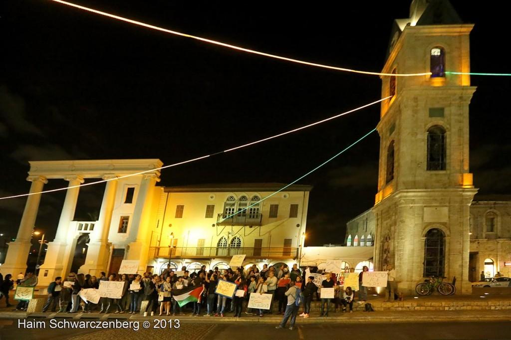 Yaffa demonstration against the Prawer Plan, 28.11.2013 | IMG_8262