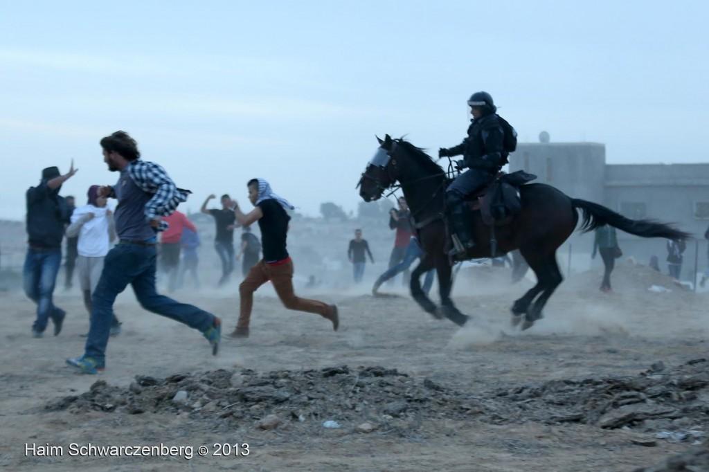 Day of Rage against the Prawer plan: Hura | IMG_8875