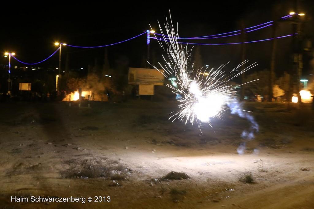 Day of Rage against the Prawer plan: Hura | IMG_9069