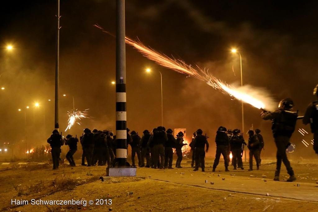 Day of Rage against the Prawer plan: Hura | IMG_9123