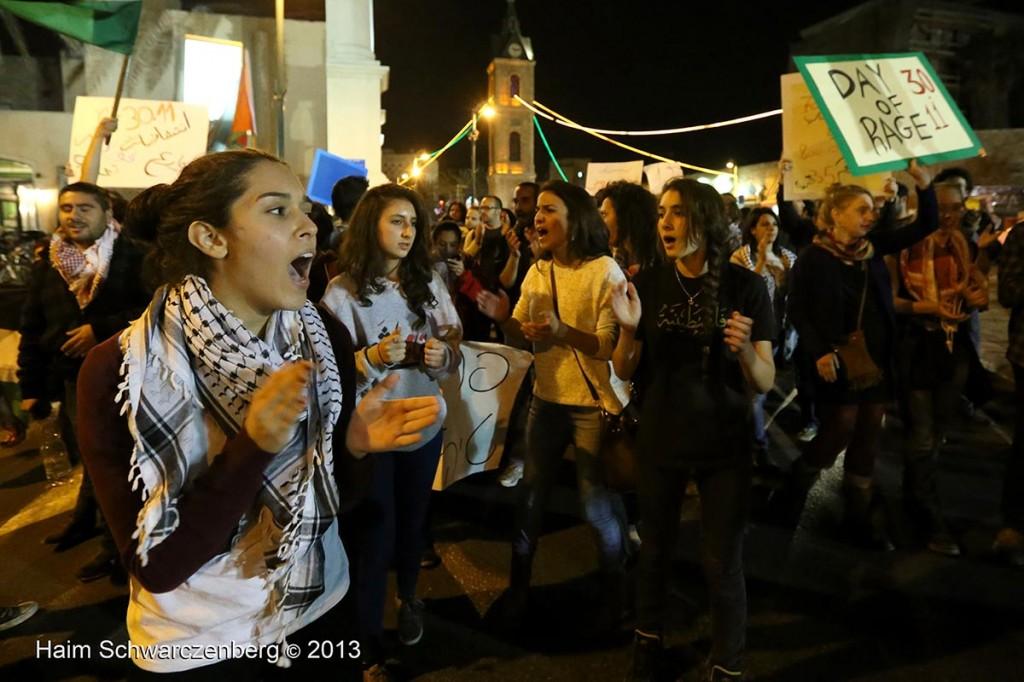 Day of Rage against the Prawer plan: Yafa, 30.11.2013 | IMG_9417