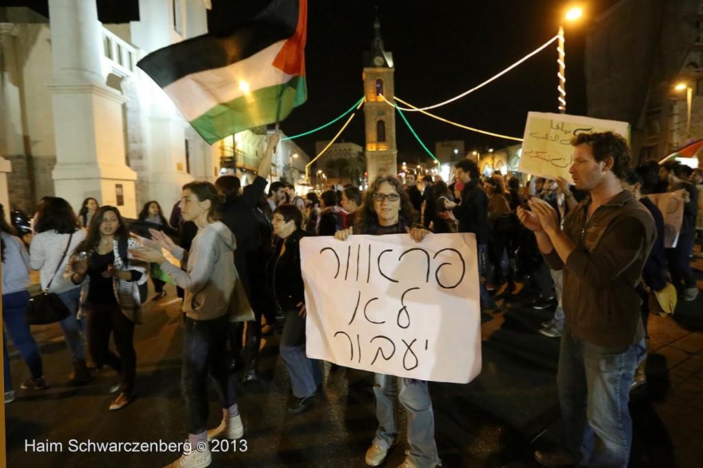 Day of Rage against the Prawer plan: Yafa, 30.11.2013 | IMG_9501