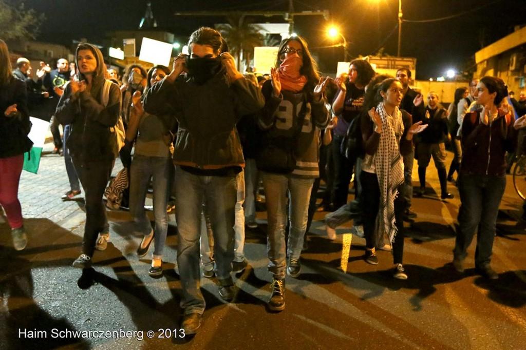 Day of Rage against the Prawer plan: Yafa, 30.11.2013 | IMG_9565