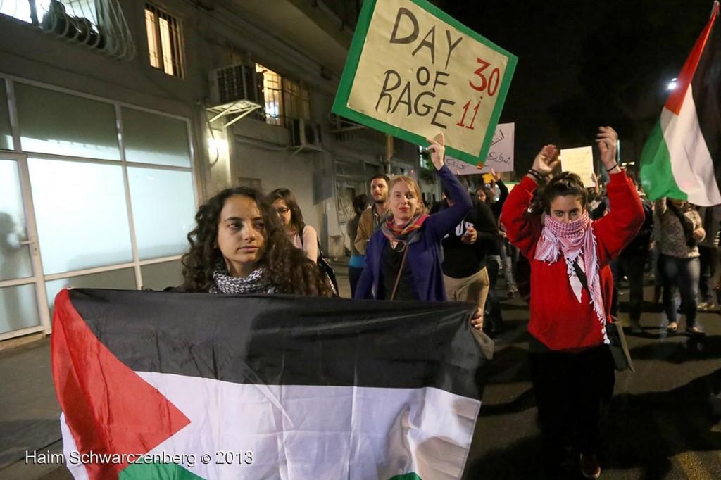 Day of Rage against the Prawer plan: Yafa, 30.11.2013 | IMG_9620