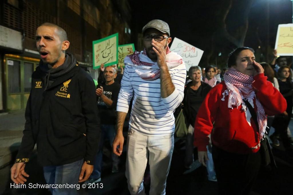 Day of Rage against the Prawer plan: Yafa, 30.11.2013 | IMG_9667