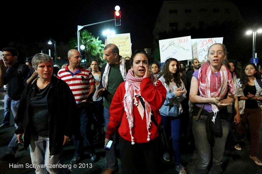 Day of Rage against the Prawer plan: Yafa, 30.11.2013 | IMG_9745