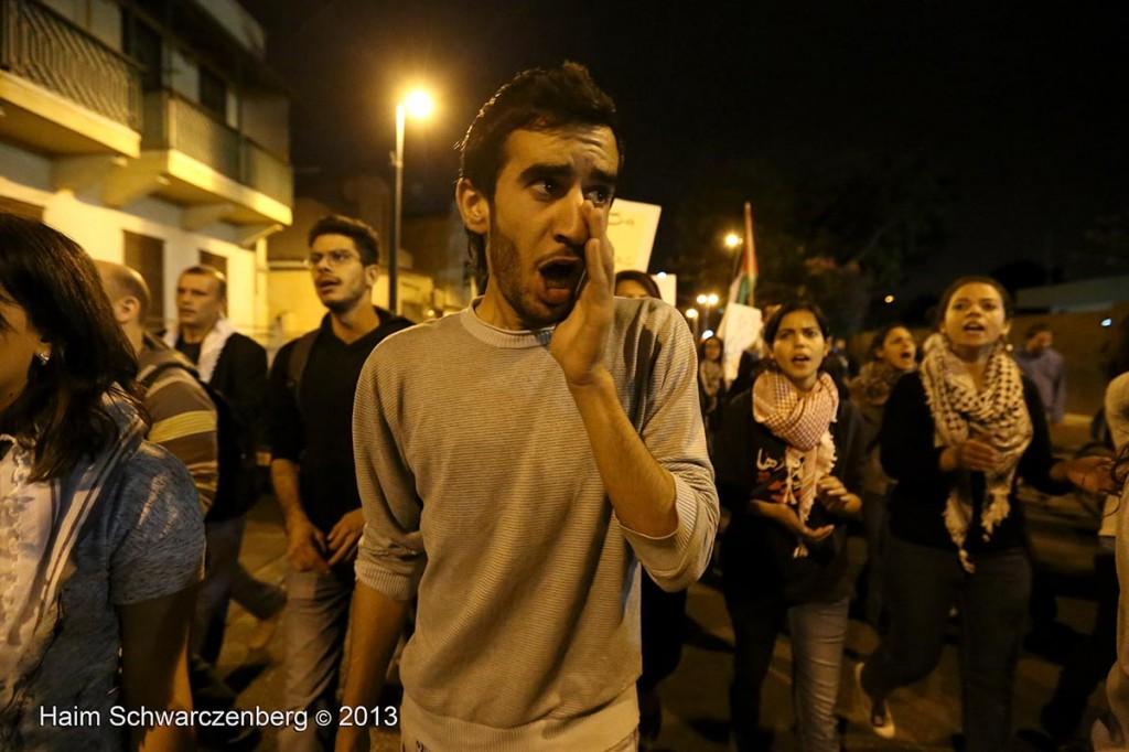 Day of Rage against the Prawer plan: Yafa, 30.11.2013 | IMG_9817