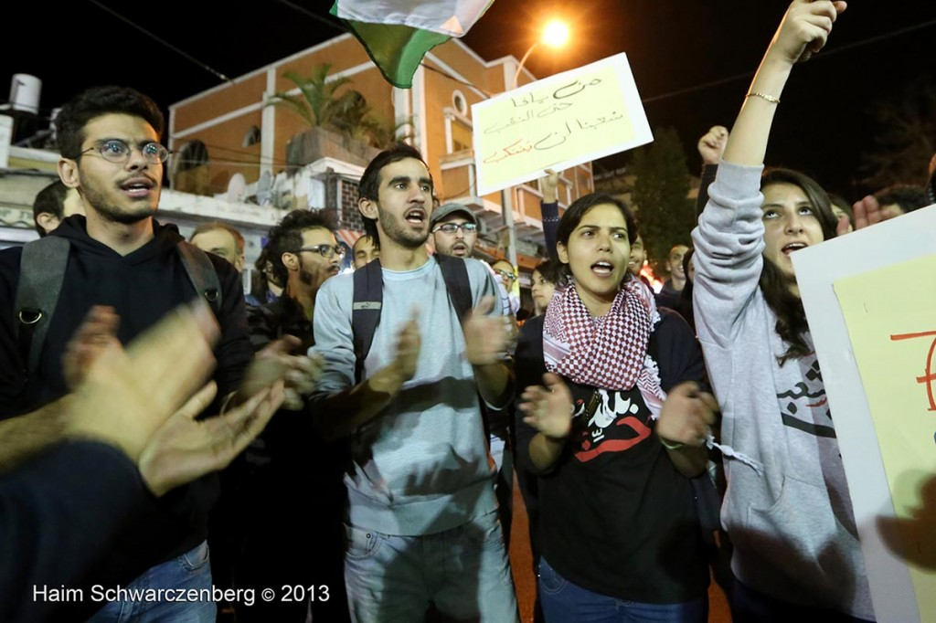 Day of Rage against the Prawer plan: Yafa, 30.11.2013 | IMG_9837