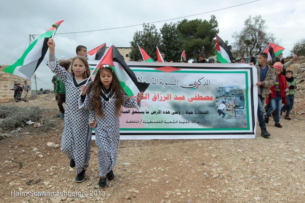 Nabi Saleh 06/12/2013 | IMG_3971