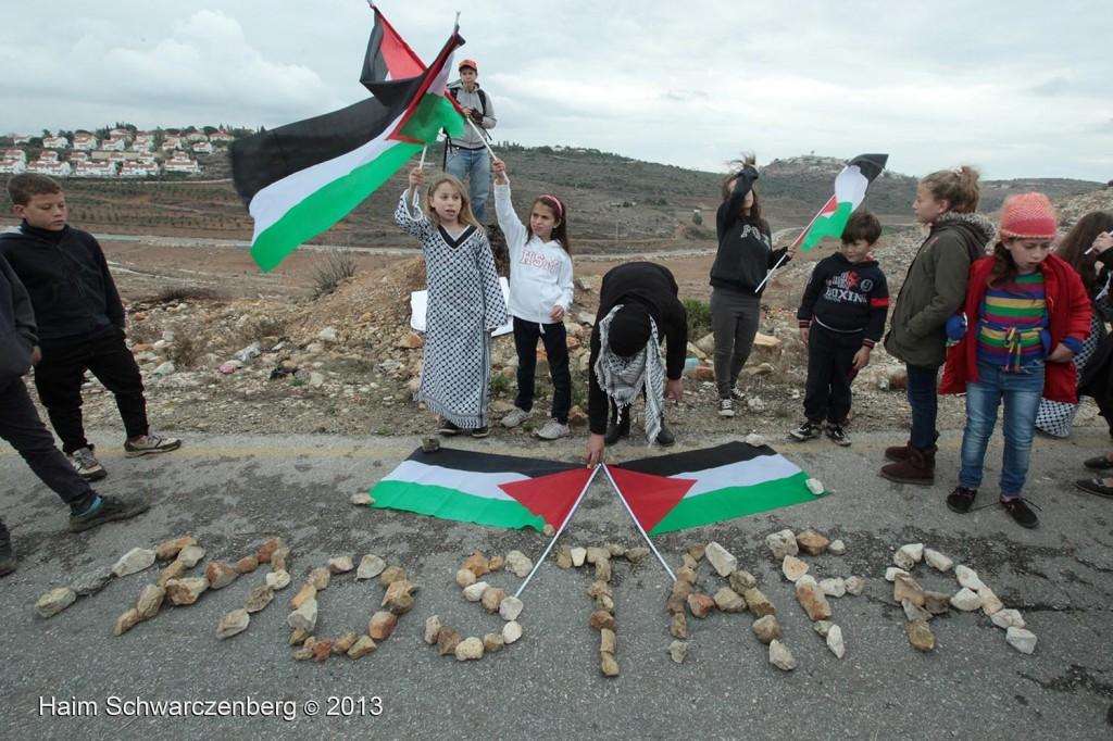 Nabi Saleh 06/12/2013 | IMG_4072