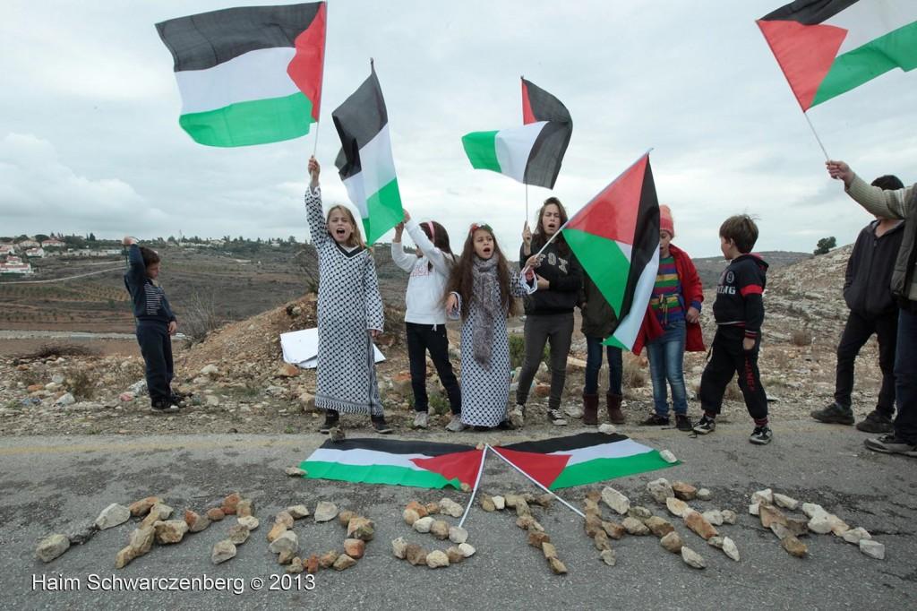Nabi Saleh 06/12/2013 | IMG_4091