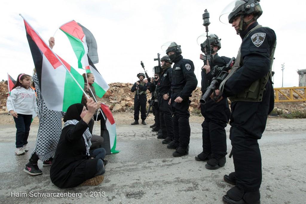 Nabi Saleh 06/12/2013 | IMG_4165
