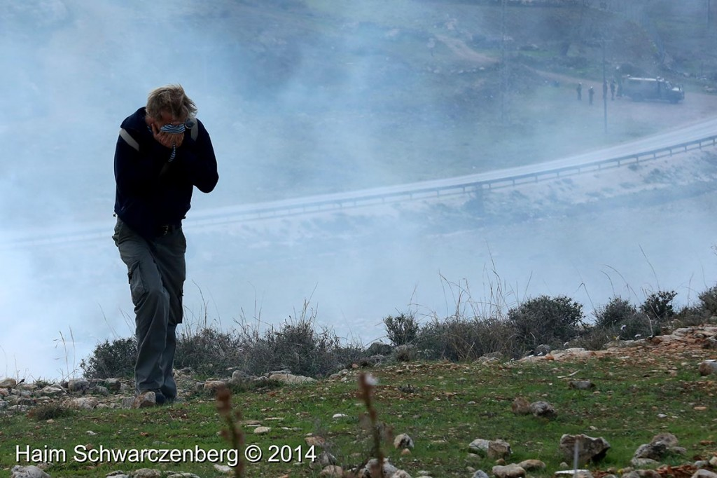 Nabi Saleh 17/01/2014 | IMG_2881
