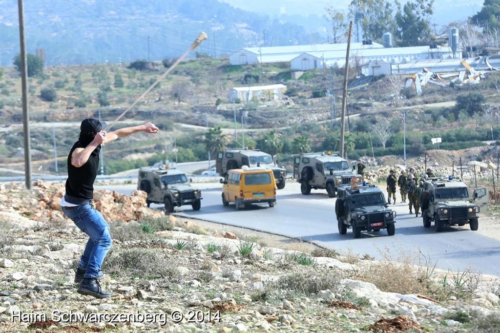 Nabi Saleh 17/01/2014 | IMG_2947