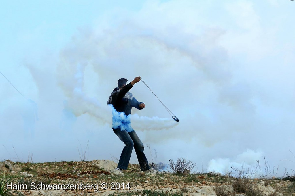 Nabi Saleh 17/01/2014 | IMG_3020