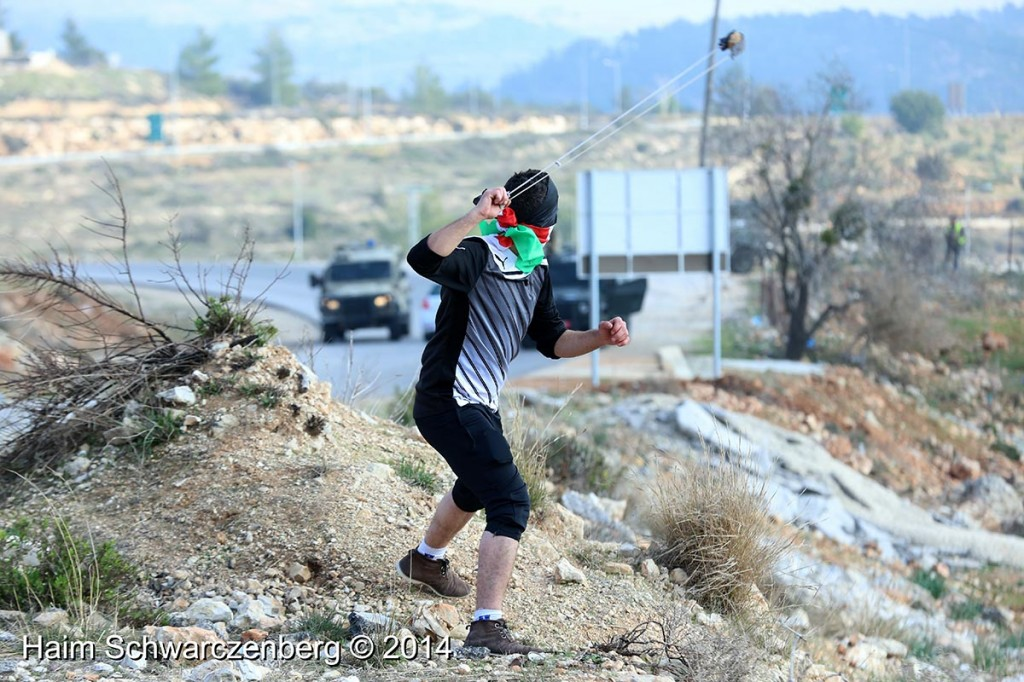 Nabi Saleh 17/01/2014 | IMG_3083
