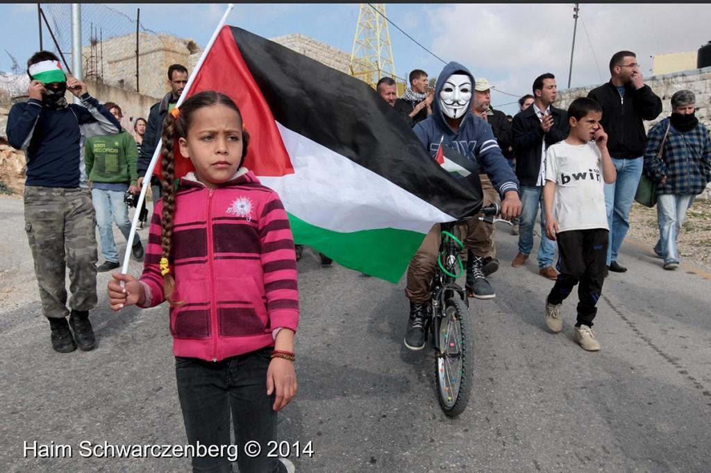 Nabi Saleh 17/01/2014 | IMG_6667