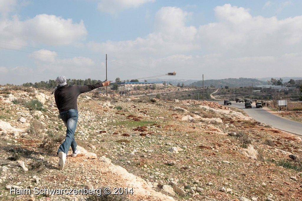 Nabi Saleh 17/01/2014 | IMG_6673