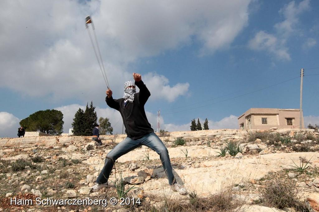 Nabi Saleh 17/01/2014 | IMG_6678