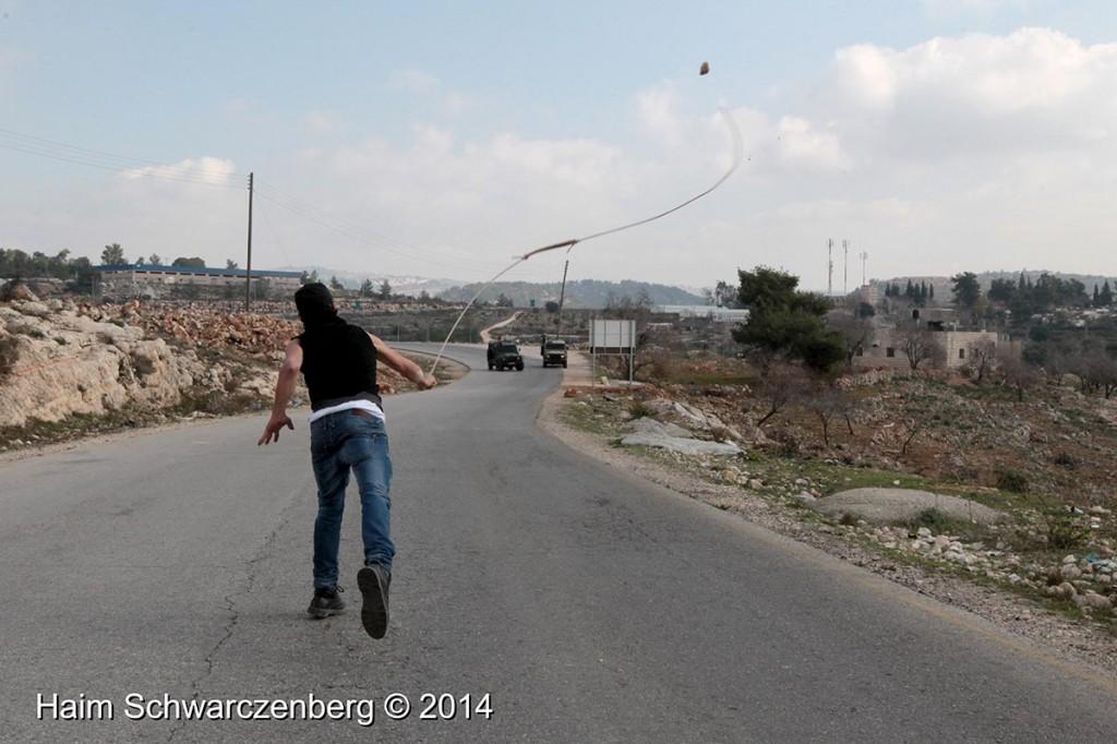 Nabi Saleh 17/01/2014 | IMG_6711