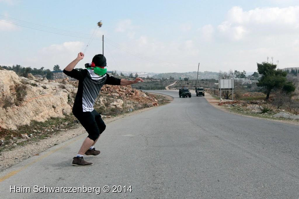 Nabi Saleh 17/01/2014 | IMG_6732