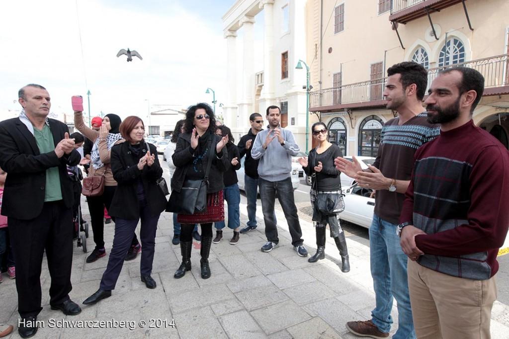 Samer al-'Issawi in Jaffa | IMG_6945