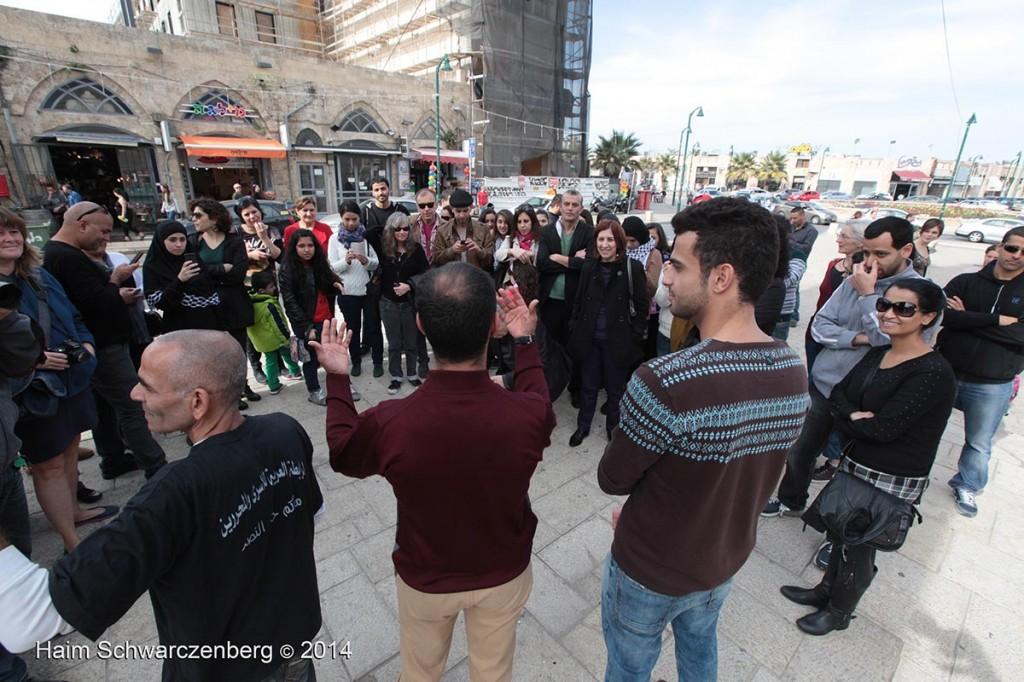 Samer al-'Issawi in Jaffa | IMG_6974