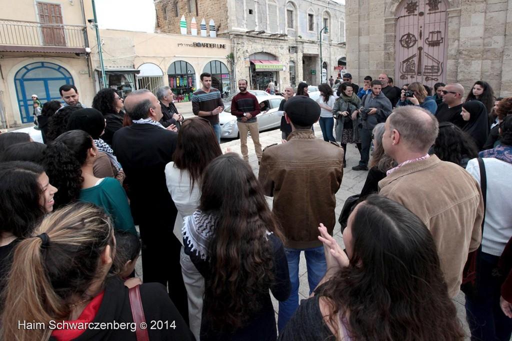 Samer al-'Issawi in Jaffa | IMG_6993