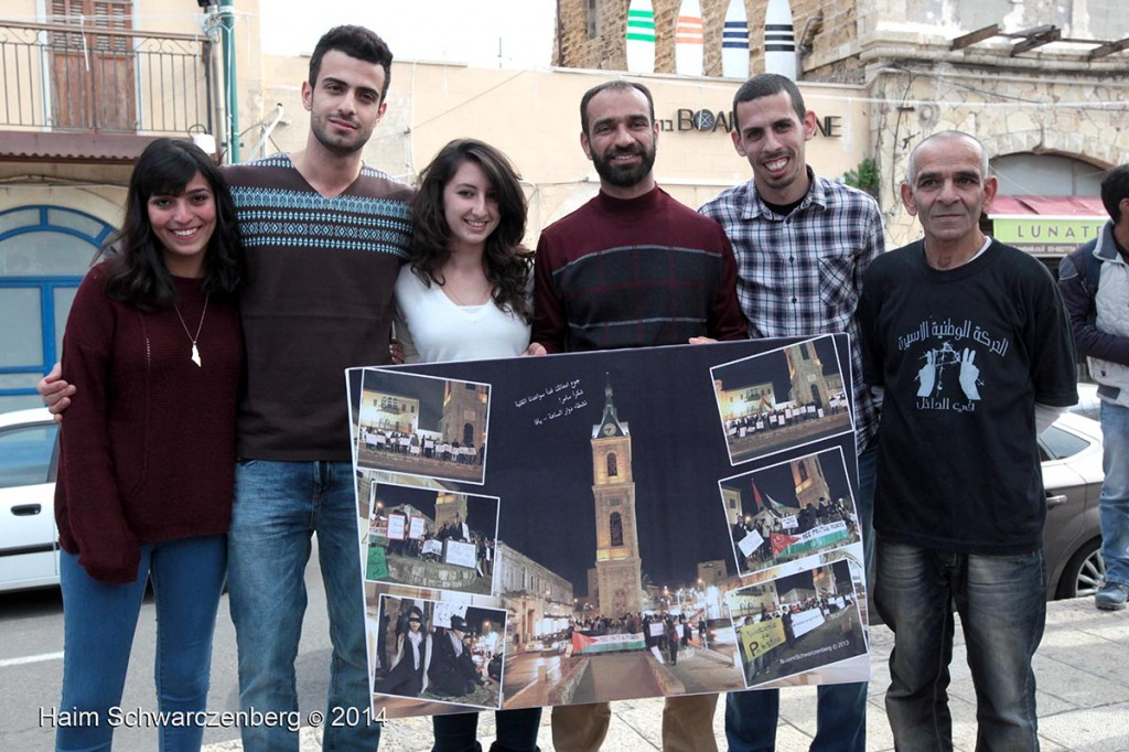 Samer al-'Issawi in Jaffa | IMG_7017