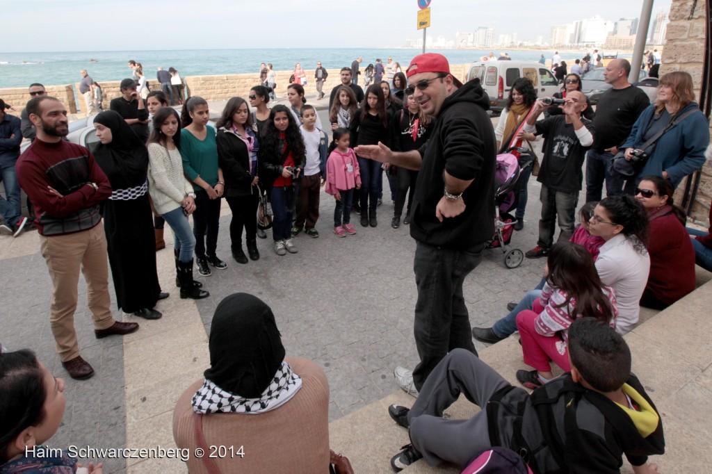 Samer al-'Issawi in Jaffa | IMG_7081