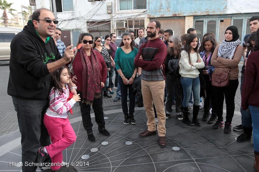 Samer al-'Issawi in Jaffa | IMG_7134