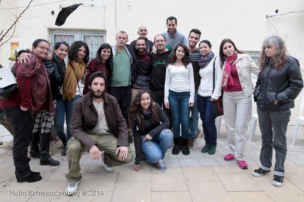 Samer al-'Issawi in Jaffa | IMG_7209