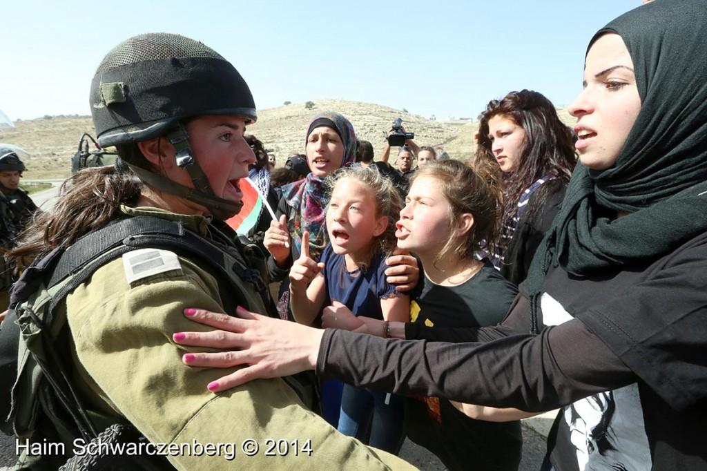 Nabi Saleh 07/03/2014   IMG_6135