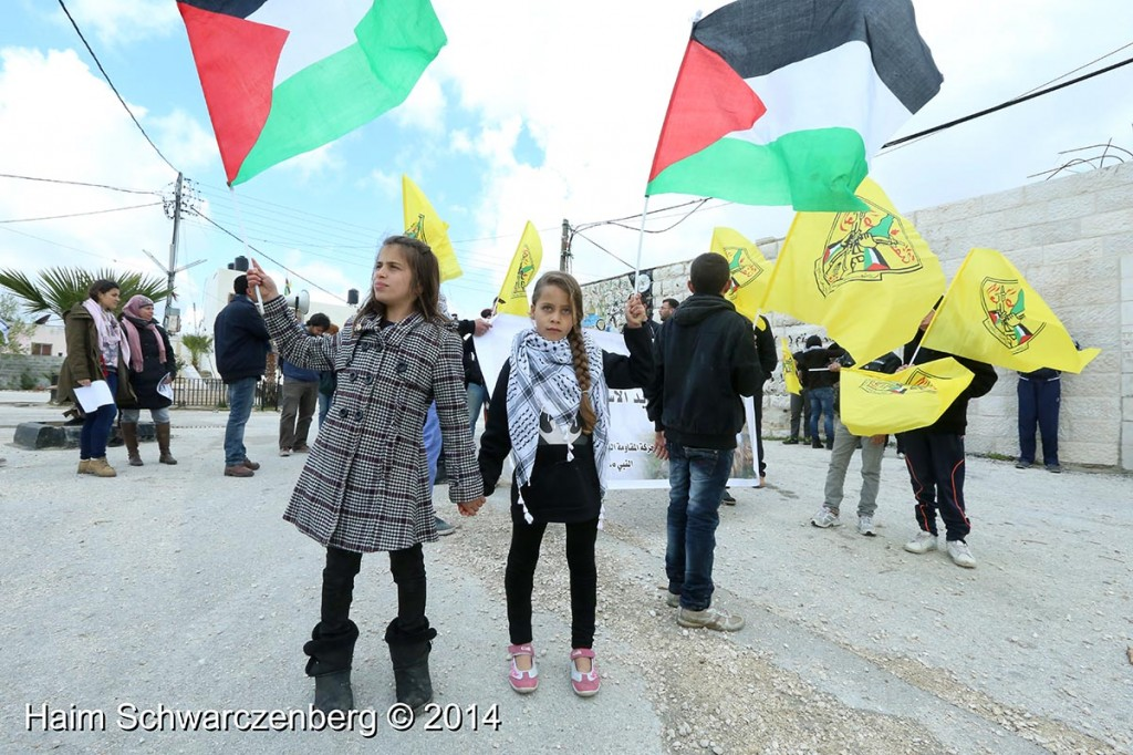 Nabi Saleh 14/03/2014 | IMG_6971