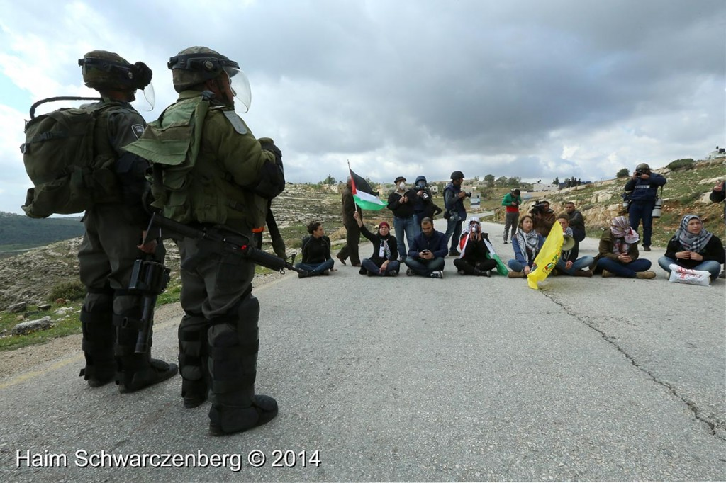 Nabi Saleh 14/03/2014 | IMG_7110