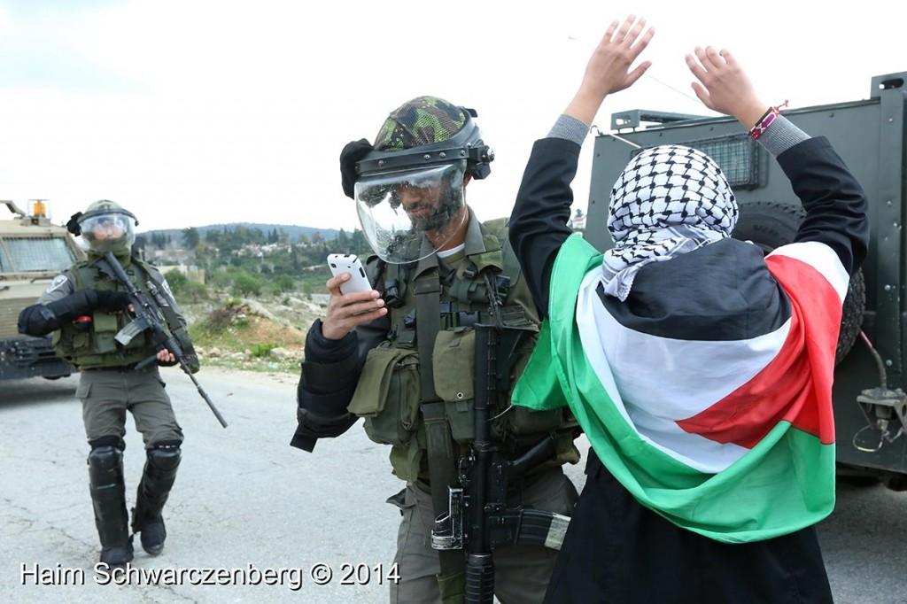 Nabi Saleh 14/03/2014 | IMG_7165