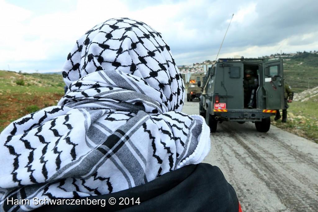 Nabi Saleh 14/03/2014 | IMG_7211