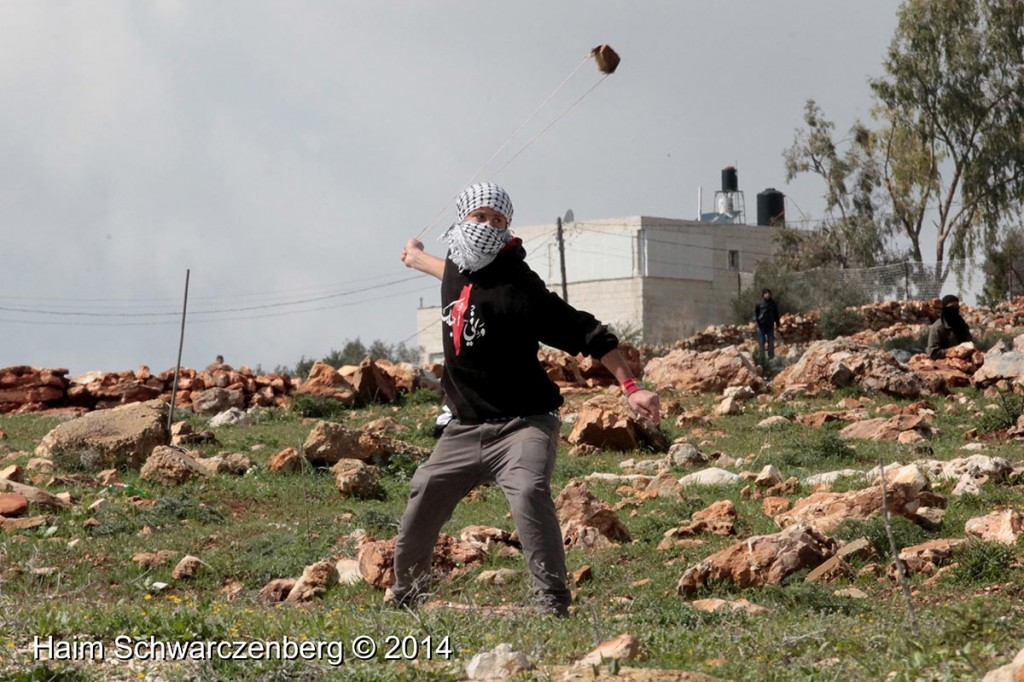 Nabi Saleh 14/03/2014 | IMG_8270